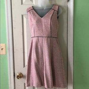 Banana republic tweed dress size 0
